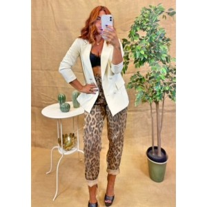 Pantalone con coulisse...