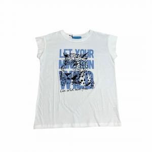T-shirt basic WILD art.12830