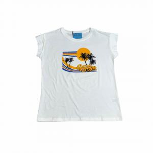 T-shirt basic VOYAGE art.12830