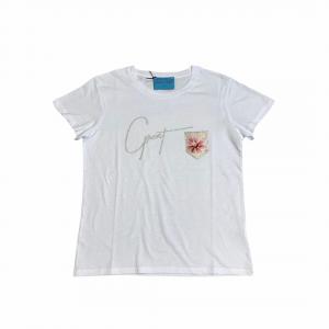 T-shirt basic FLOWER art....
