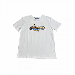 T-shirt basic AMOUR art....