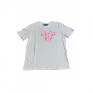 T-shirt basic LA VIE EN ROSE art. 10830-1