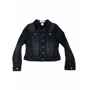 Giubbino jeans art.6839 black denim